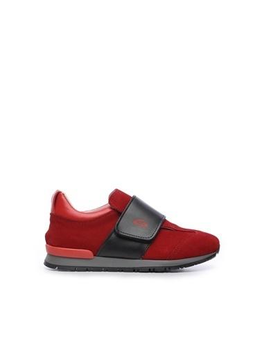Alberto Guardiani Alberto Guardıanı Çocuk Derı Çocuk Ayakkabı Ayakkabı Kırmızı